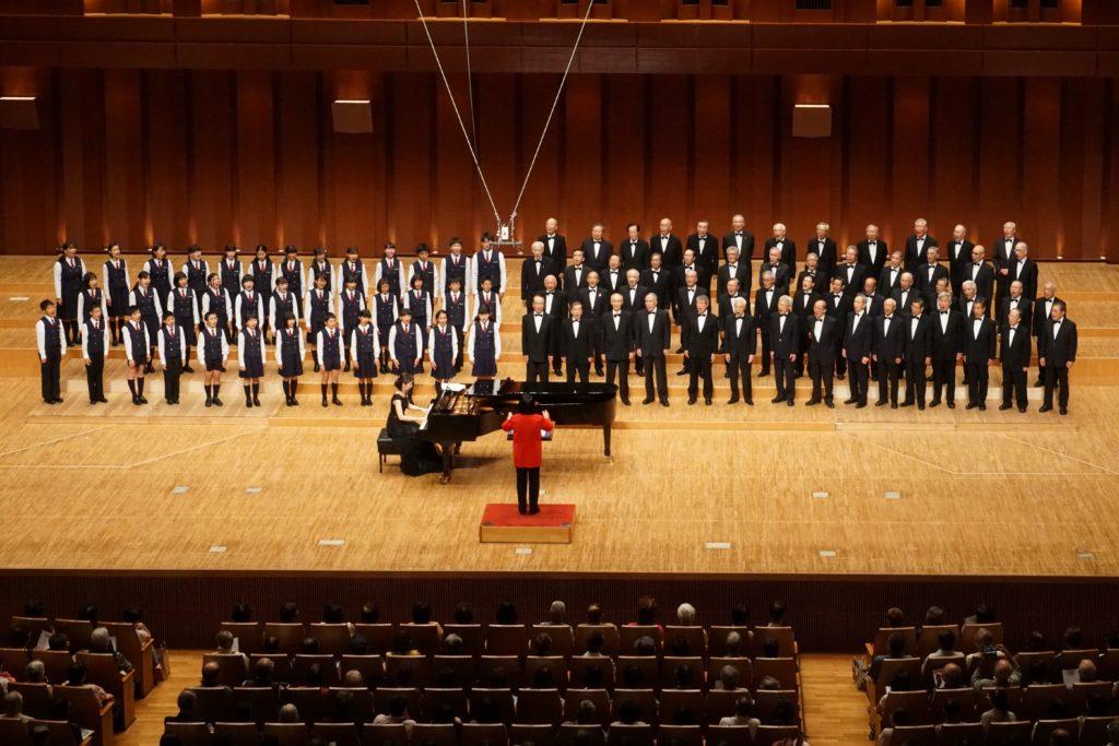 ジョイフル・スーベニール コンサート2019(第21回定期演奏会) 北九州アカデミー少年少女合唱団